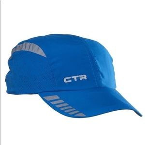 Running Hat CTR Chaos 50+UPF Reflective New UA